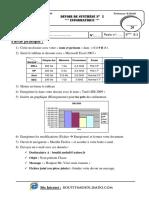 Devoir de Synthèse N°2 -Tableur Excel - 9ème (2008-2009).pdf