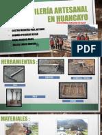 Albañilería Artesanal en Huancayo