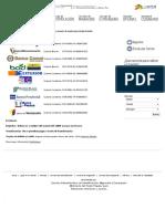 SAIME _ Servicio Administrativo de Identificación, Migración y Extranjería » Bancos y Números de Cuenta Para Cancelar Trámites