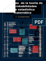 Problemas de inferencia estadística