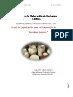 Guia De Elaboracion de Derivados Lacteos  - Cartilla DIFUSION 1.pdf