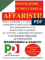 Volantino PD