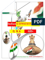 Indian Constitution MSQ