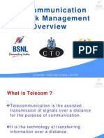 1 2 Telecom Network Overview