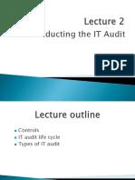 244051_L01 - IT Governance & Audit Overview