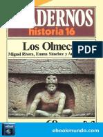AA. VV. - Los Olmecas. Cuadernos de Historia16