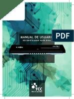 Manual Kaon Dual