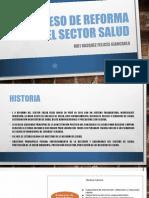 Reforma Del Sector Salud - Gerencia