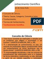 Aula 1 -Conhecimento Científico-1 (1).pdf