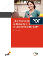 The Changing Landscape of the Retail Food Service Industry
