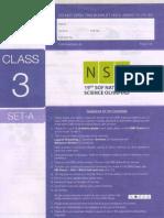 Class 3 Nso 19th Nso