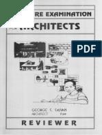 G.Salvan - Licensure Examination for Architects.pdf