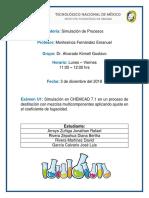 Simulación de Procesos - U1