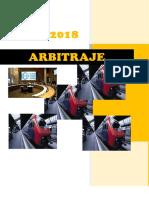 El arbitraje decreto legislativo N° 1071