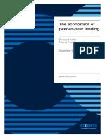 The Economics of P2P Lending 30Sep