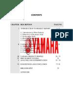 Yamaha Contents