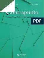 Revista Contrapunto (Universidad de Alcalá). Número 46.