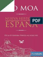 2007 - Pío Moa - Nueva Historia de España. de La II Guerra Púnica Al Siglo XXI