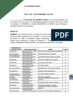 Decreto Nº 1853-S - 3ª Nomeação-2