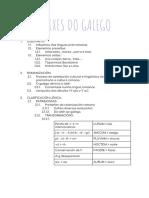 Orixes Do Galego
