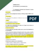 Cuestionario de Criminalistica2
