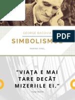 George Bacovia Simbolismul