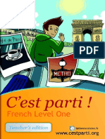 French Level 1 - Teacher's Edition