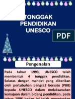 Tutorial 3 Tonggak Pendidikan UNESCO