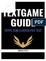 Textgame Guide