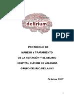 Protocolo Delirio 2017