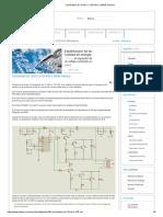 Convertidor de 12VDC a 120 VAC y 500W Máximo