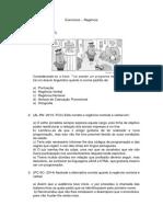 Exercícios Regência Verbal Para Concursos Públicos_com Gabarito