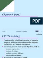 CS345 07 - Scheduling (9a)