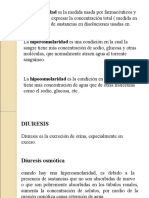 diuresis