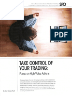 SFO Take Control of Your Trading (HVA - High Value Actions)