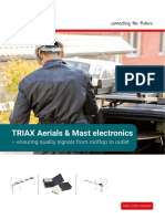 Gb New Triax Aerials and Elect3 48835