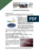 Taller 1 Php Mysql HTML