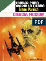 Permiso Para Invadir La Tierra - Glenn Parrish