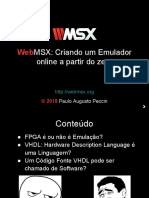 Palestra Webmsx Msxsp