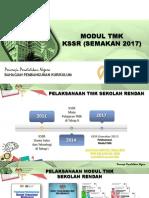 Taklimat Modul TMK Tahun 3