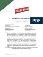 Globe Cge User Guide
