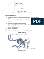 10-Drying of Milk Dairy and Food Engineering