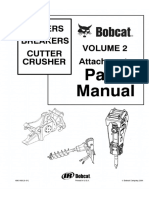 Bobcat Attachments Augers, Breakers, Cutter, Crusher Parts Catalogue Manual.pdf