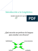 Linguistica III
