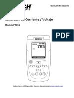 Extech PRC15 UM-es