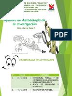 Presentación-monografía Educacion Superior
