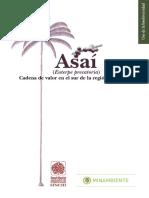 4. Asaí Cadena de Valor en El Sur de La Región Amazónica