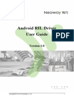 Neoway Android RIL Driver User Guide V1 0