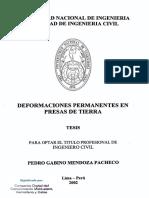 Inventario de Presas