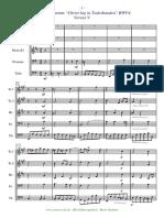 Bach Versus v Part It Ur
